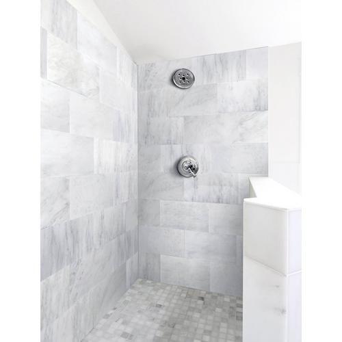 Carrara White Polished Marble Tile In 2020 Bathroom Renovation