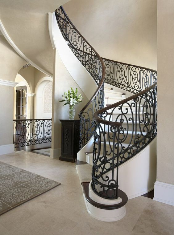 Photos and design on pinterest - Tapis d escalier moderne ...
