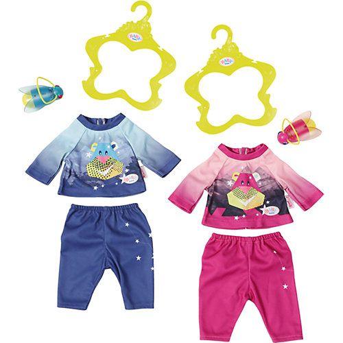 Baby Born Play Fun Nachtlicht Outfit Zapf Creation In 2020 Baby Geboren Jungen Kleidung Kleidung Fur Jungen