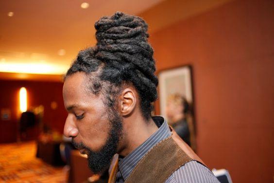 Malik #men #locs #OyinatTarget event
