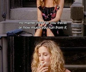#CarrieSexAndTheCity