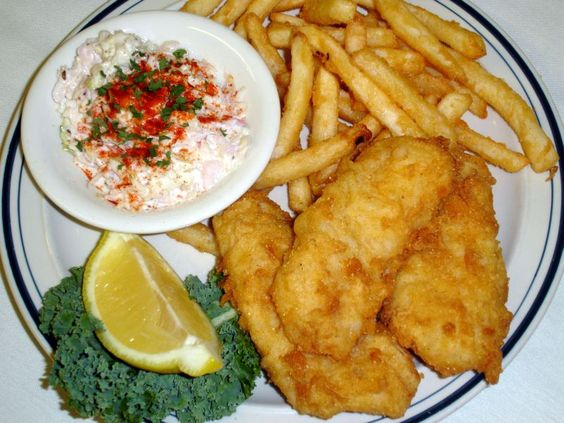 Eric 39 s porter haus all you can eat fish fry downtown for All you can eat fish fry
