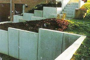 Wiki unit construction beton 0607 mise en place dun mur de soutenement - Mur de soutenement beton ...