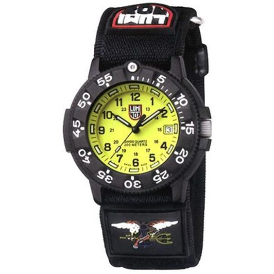 Luminox Men's 3905 Original Navy SEAL Dive Watch