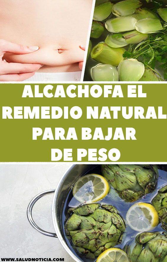 receta natural para la bajar de peso