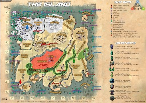 Steam community ark survival evolved h1the island new steam community ark survival evolved h1the island new update custom map by exhumedh1 bnewb giant beaver dam locations added badd malvernweather Images