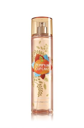 Pumpkin Cupcake Fine Fragrance Mist - Signature Collection - Bath & Body…