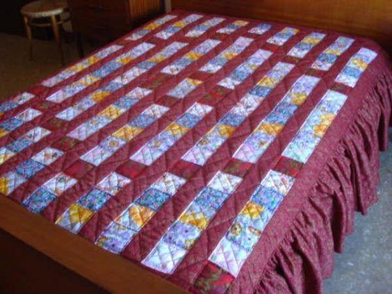 Tecido para patchwork passo a passo