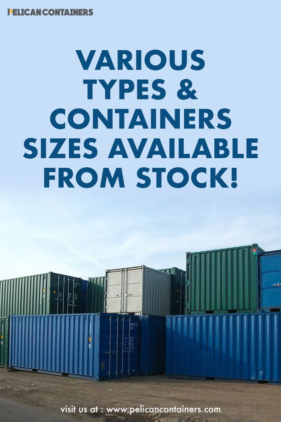 пин на доске Shipping Containers For Sale