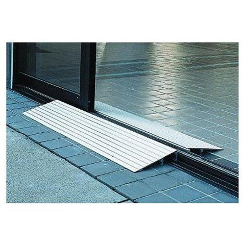 "Wheelchair Access Front Door: 1.5"" Threshold Entry Door Doorway Handicap Access Ramp"