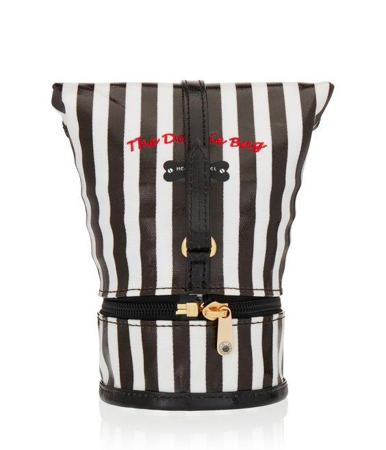Henri Bendel Packable Doggie Bag & BowlHenri Bendel Packable Doggie Bag & Bowl