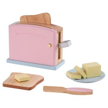 Check out this item at One Kings Lane! Pastel Toaster Set