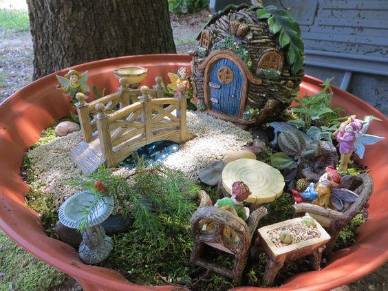 Fairy Garden.
