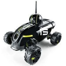 #Rover Revolution# App - #Controlled Wireless Spy Vehicle  Full review at: http://toptenmusthave.com/best-rc-cars/