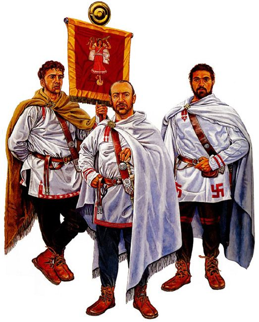 third century roman empire the martyrdom Many early christians were martyred by the roman empire, including the third-century pope st sixtus and several other members of the church of rome.