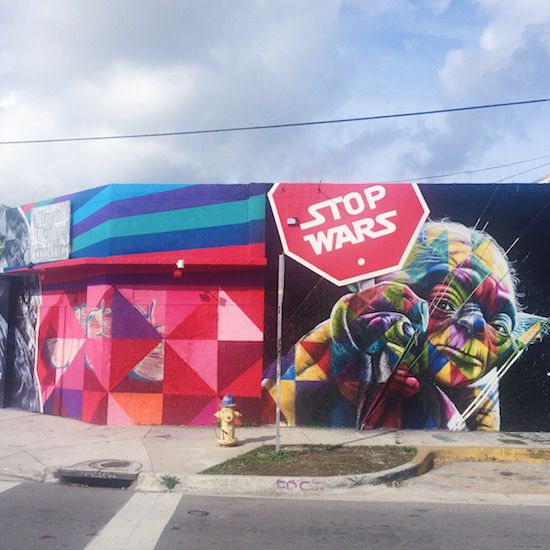 Our Visit To The Wynwood Walls