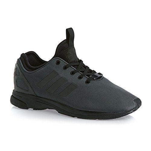Adidas Originals Zx Flux Tech Nps Trainers Core Black