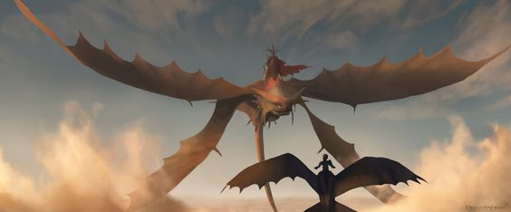 Finally, Hiccup meets his mom! Enjoy everybody thanks =)
