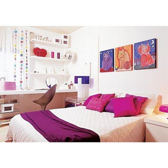 Dormitorios y cuartos para chicas adolescentes for Dormitorio adolescente