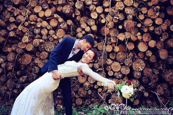 destination wedding in france dordogne photographer floriane caux photographe de mariage de jolis mariages toulouse arige wedding dress - Photographe Mariage Ariege