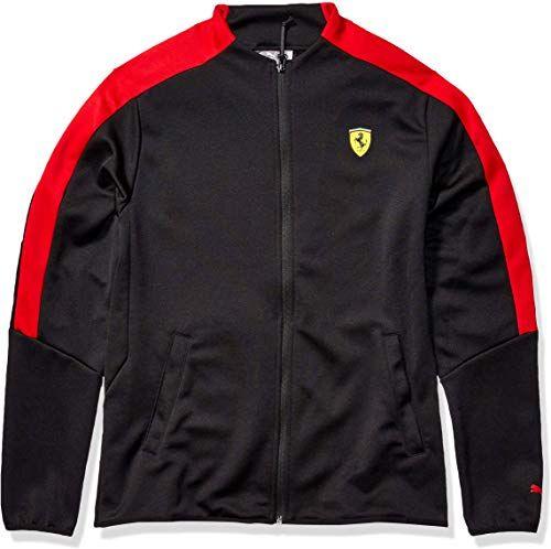 Best Seller PUMA Men\u0027s Scuderia Ferrari T7 Track Jacket