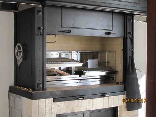 Restaurant Kitchen Grill grillworks inc wood grills - customer grill photos | quincho