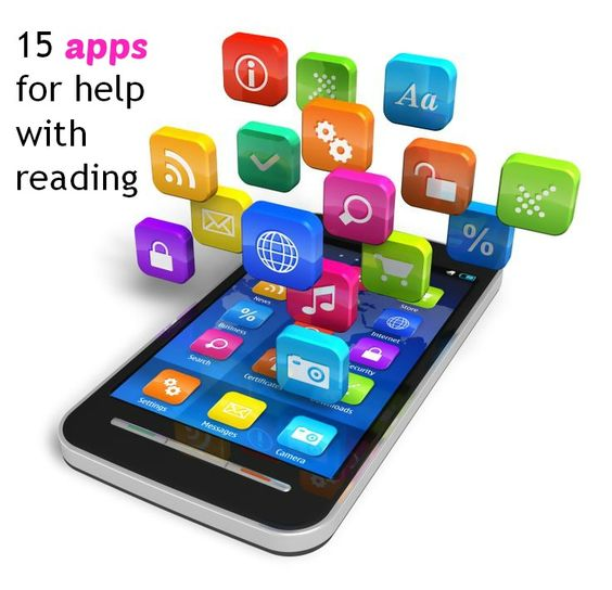 15 apps to help students who have #dyslexia or reading difficulties