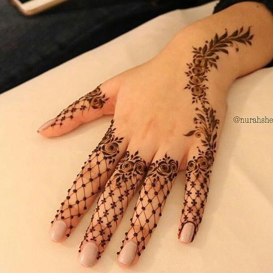 So perfect @henna_nurahshenna #pakistanibride #henna #mehndi #hennaart