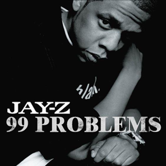 Jay Z – 99 Problems (single cover art)