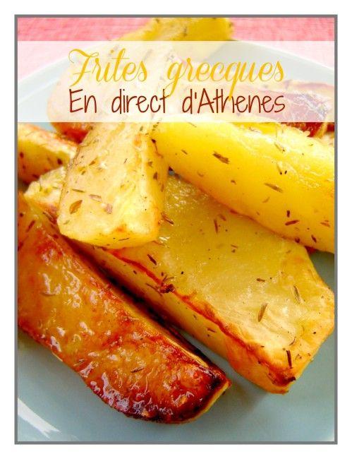 Πατάτες φούρνου Elles sont très vite cuites, soufflées à l'intérieur, croustillantes à l'extérieur ! Ingrédients : 4 belles pommes de terre huile d'olive (un filet) sel, poivre origan jus de citron (1 citron) Préparation : Eplucher les pommes de terre...