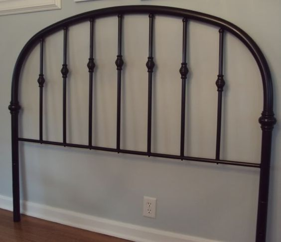 headboard makeover headboards and sprays on pinterest. Black Bedroom Furniture Sets. Home Design Ideas
