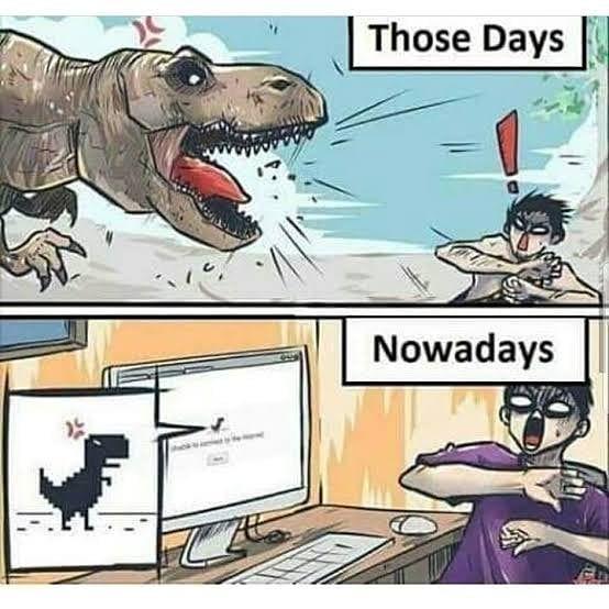 Dinosaur Vs Internetsaur Funny Memes Comic Book Cover Funny