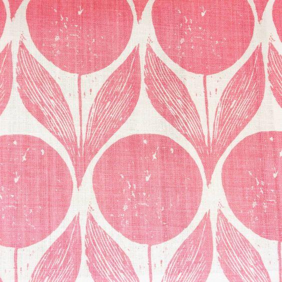 Suvi Fabric - Blossom (7616/06) - Romo Orvieto Fabric Collection