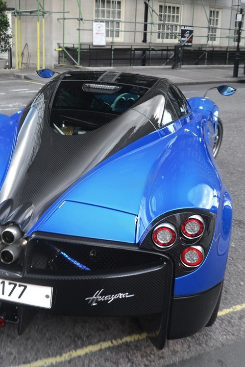 One of the new #Transformers - #Pagani #Huayra