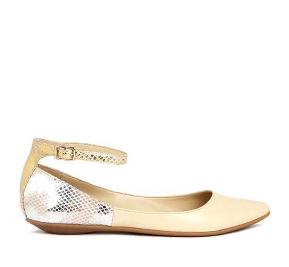 Sole Society - Pointed toe flats - Kirby