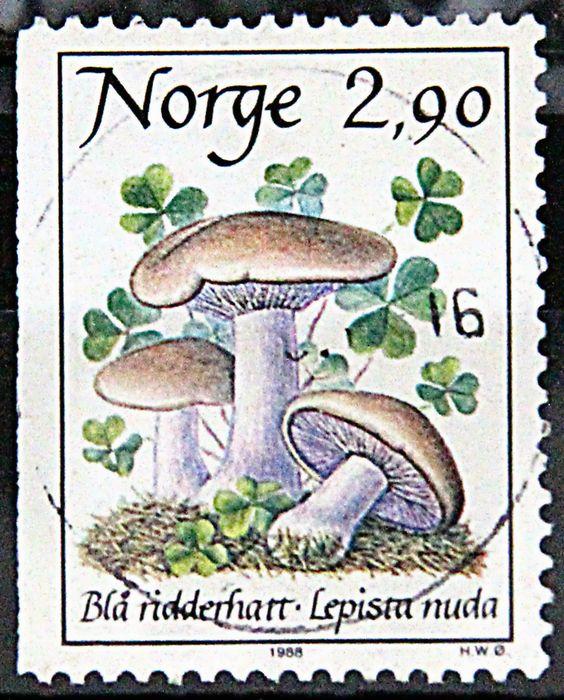 Norway stamp