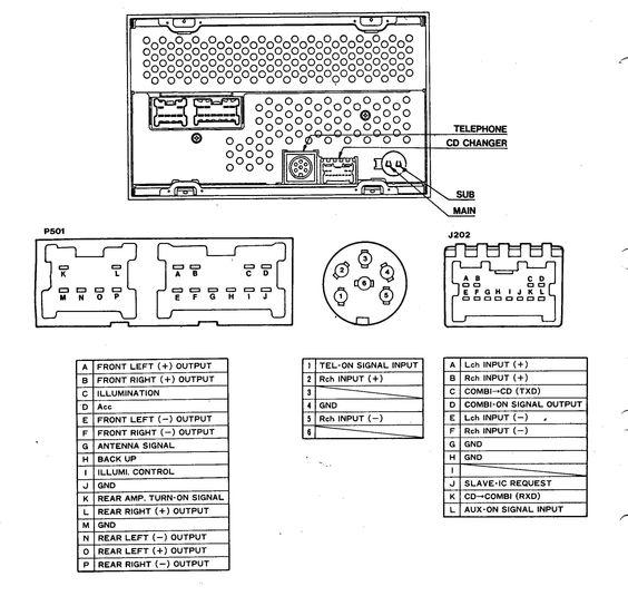 Bose Car Amplifier Wiring Diagram 2012 Nissan Frontier Car