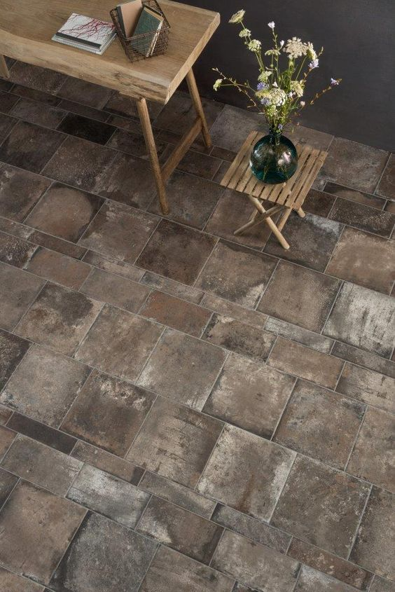 Casa Is A Brand New Porcelain Tile Range To The