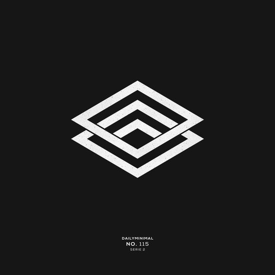 No. 115 A new geometric design every day