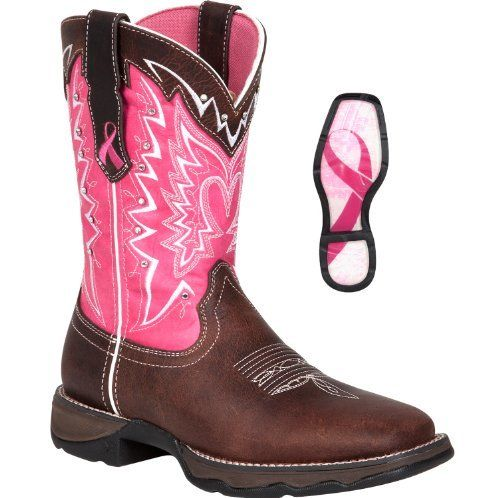 Durango® Breast Cancer Cowgirl Boots for Women Durango, http://www.amazon.com/dp/B008JEIE6G/ref=cm_sw_r_pi_dp_tX1Mqb0V8B42B