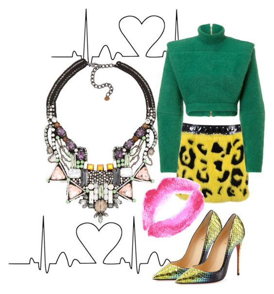 """""""::Seeing Spots::"""" by courtneykimble on Polyvore"""