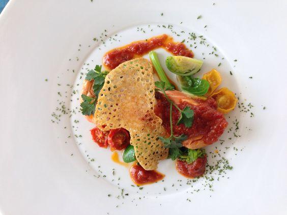 地中海レストラン・バルcasa(カーザ)のランチ