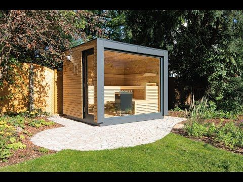 Die Ruku Sauna Manufaktur Plant Und Baut Ihre Aussensauna Nach Ihren Individuellen Wunschen Wir Legen Grossten Wert Gartensauna Saunahaus Garten Sauna Im Garten