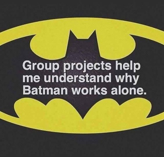 Group Projects: