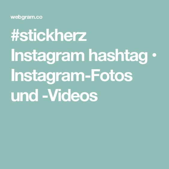 #stickherz Instagram hashtag • Instagram-Fotos und -Videos