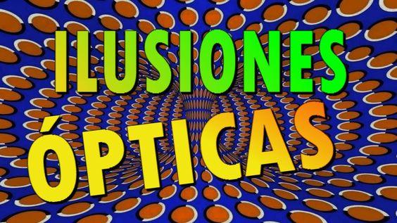 TOP 10 ILUSIONES ÓPTICAS