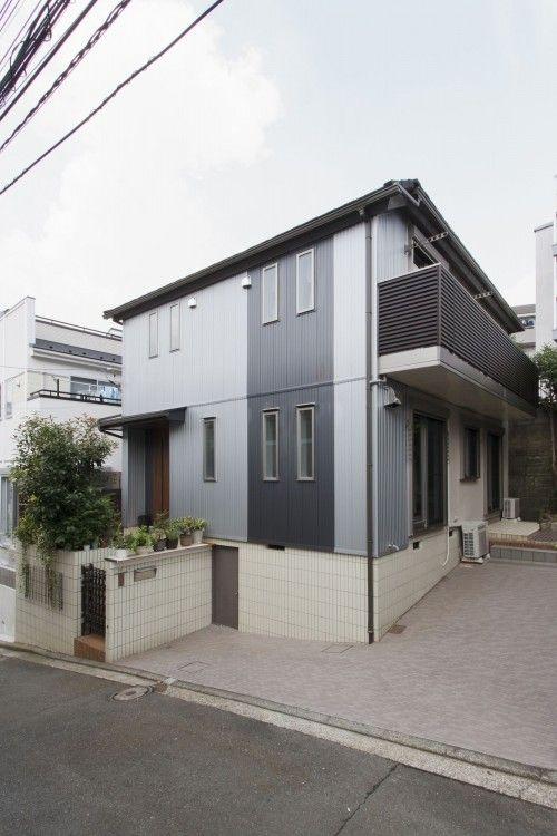 間取りから外観までガラリと変わった スケルトンリフォームで住まいの不満を全て解消 神奈川 横浜の一戸建てリノベーション施工工事実例です 2020 間取り リフォーム 一戸建て