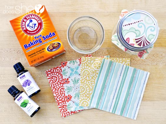 6 greener cleaners disinfectants and deodorizers green for Baking soda essential oil air freshener