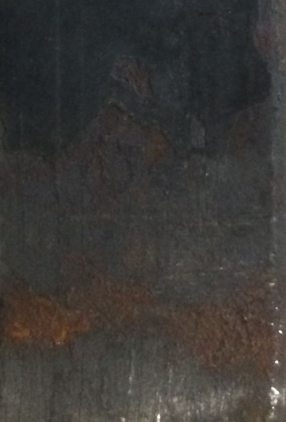Steel Plate with rust