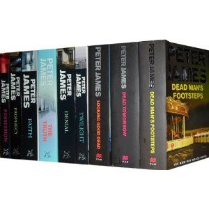 These turned me onto Crime and I eagerly  await each one!